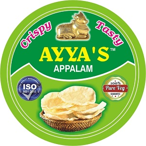 ayyas appalam